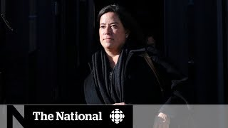 Wilson-Raybould makes surprise appearance in front of cabinet amid SNC-Lavalin scandal