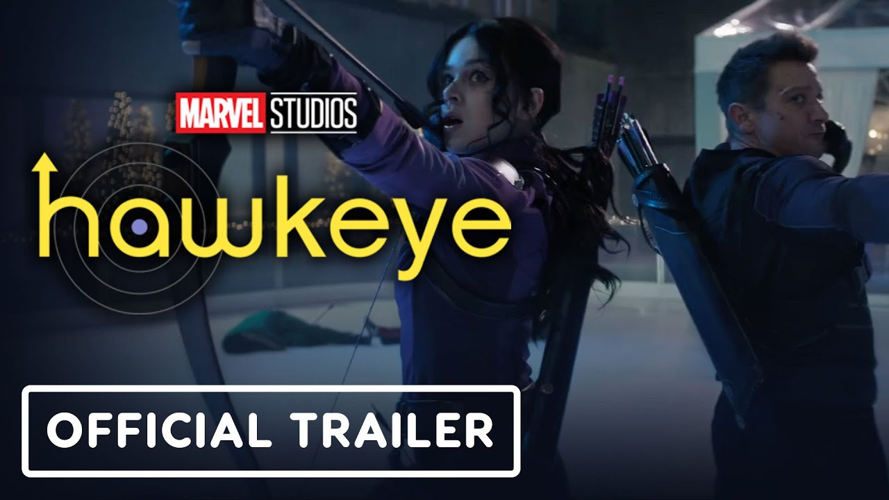 Hailee Steinfeld Makes Her MCU Debut With Jeremy Renner In ...
