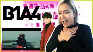 B1A4 _ A lie(거짓말이야) Reaction Video [BOYFRIEND MATERIAL]