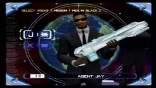 (PS2) Men in Black II: Alien Escape - Trailer