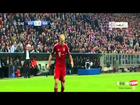 Bayern Munich Vs Barcelona 7 0 Champion League 2013 Hd Medium Youtube