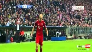 Bayern Munich vs Barcelona 7 0 Champion League 2013 HD medium