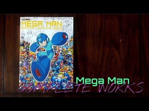 mega-man-official-complete-works-(whispered-asmr)
