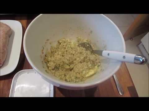Sage & Onion Stuffing With Pork Sausagemeat