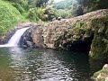 Voir Cascade Délice à Sainte Suzanne de la Réunion