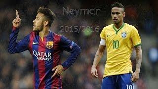 Neymar Jr ► Ultimate Neymagic Skills & Goals 2015/2016  HD 