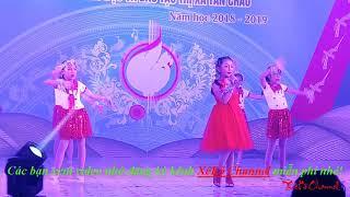 Trường Tiểu Học C Vĩnh Xương - Hội thi ca múa nhạc ngành giáo dục TX.Tân Châu 2019