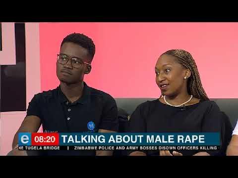 Talking About Male Rape