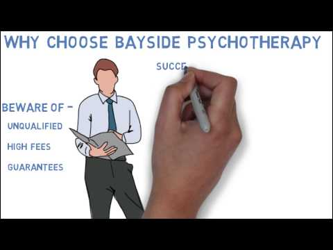 Why Choose Bayside Psychotherapy