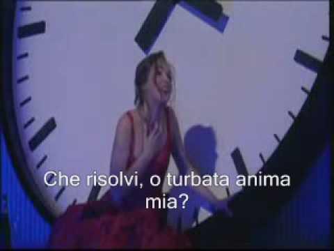Ah fors'e' lui-Sempre libera  ,from Traviata,.. with lyrics