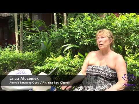Testimonial Video From Erica Detox Experience At Atsumi Healing