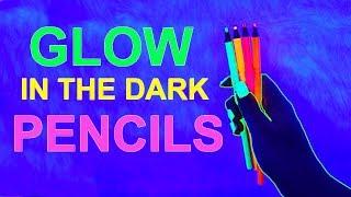 TESTING BLACK LIGHT PENCILS