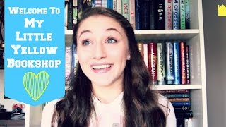 Hello Booktube & Introductions. (Welcomeeee) Thumbnail