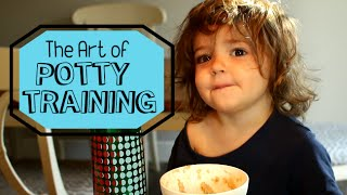 The Art of Potty Training
