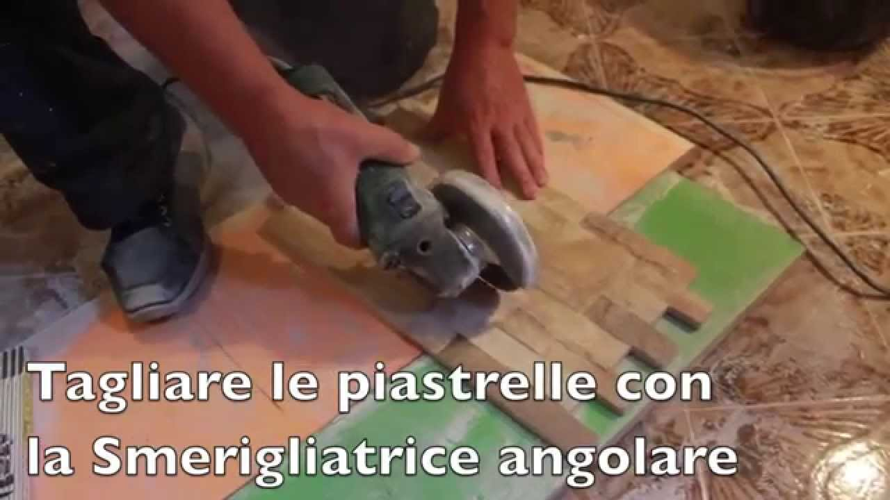 Come rimodernare parete con piastrelle fai da te youtube - Rimuovere cemento da piastrelle ...