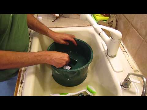 Freshlife 3000 - Cleaning & Assembling Water Tube And Motor