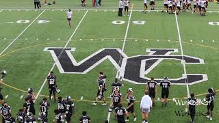 #Football Westerville Central JV vs Watkins Memorial