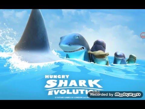 hungry shark-мифический окунь