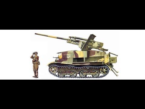 Mal's Tutorials: P2- Modifying Warlord's Komsomolets into the ZiS-30