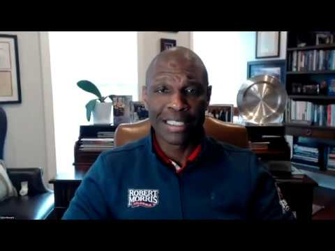 Business as Usual with Robert Morris University President Dr. Chris Howard