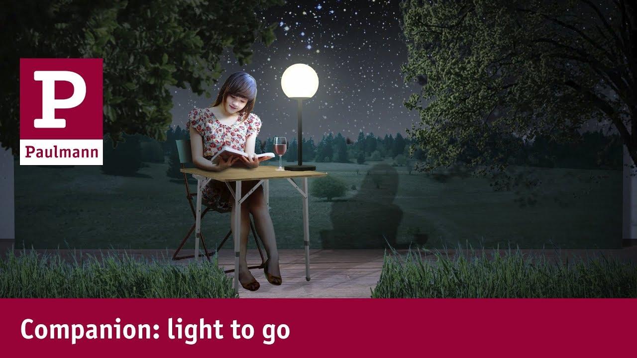 companion mobiles licht system ohne kabel wireless lighting youtube. Black Bedroom Furniture Sets. Home Design Ideas