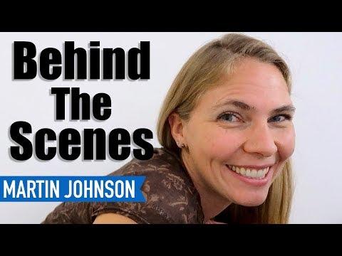 Behind the Scenes of Julie's Cooking Video