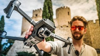 DJI MAVIC 2 PRO REVIEW - WE HAVE NO WORDS!!!!