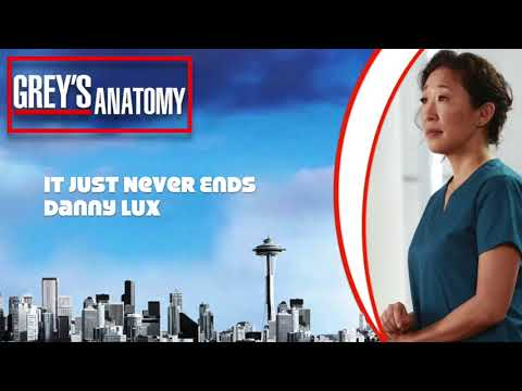 "Grey's Anatomy Score - ""It Just Never Ends"" by Danny Lux (10x24)"