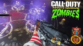 TROUVER LE PACK A PUNCH SUR ZOMBIE IN SPACELAND (Infinite Warfare Zombie)