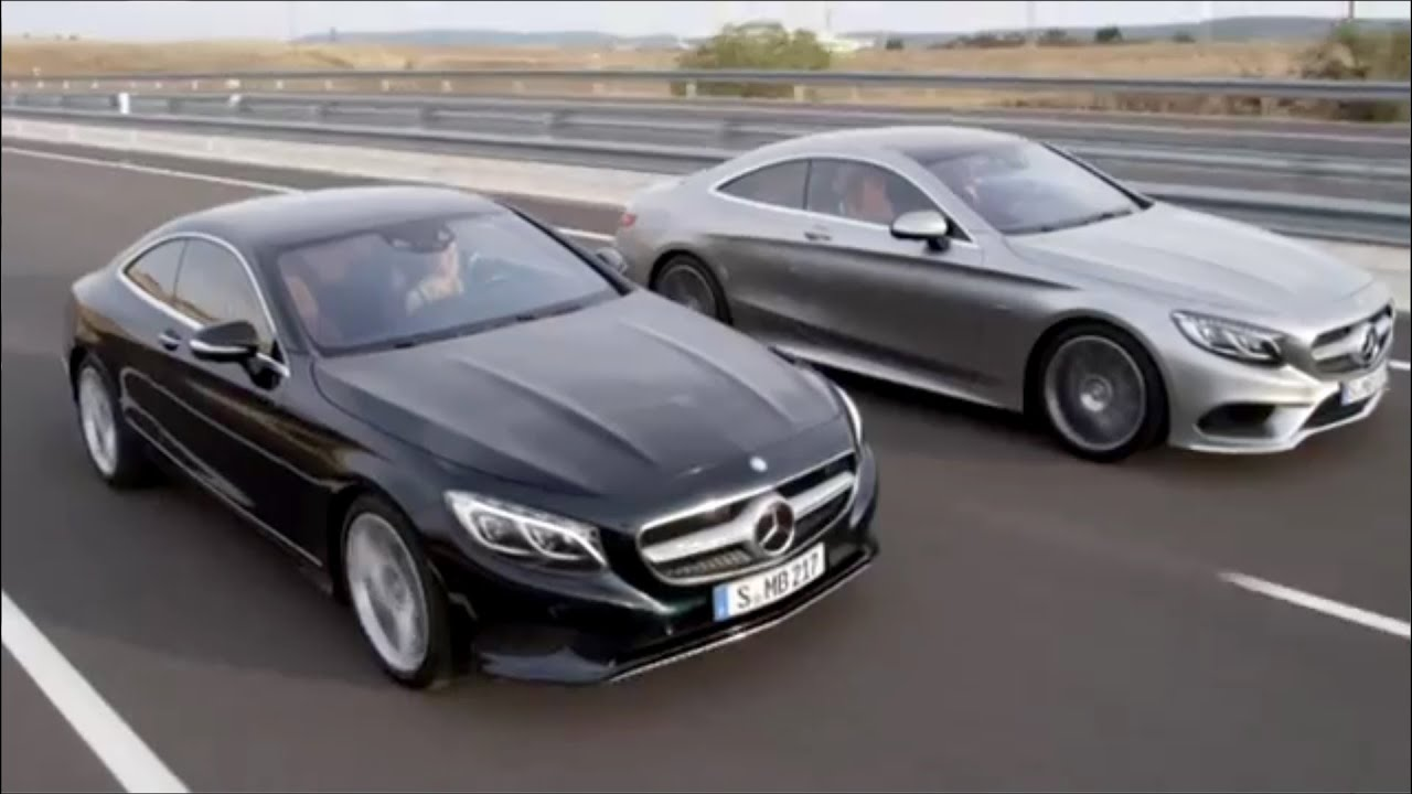 Mercedes benz 2015 s class coupe new horizons hd trailer for New mercedes benz s class 2015