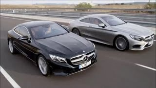 "Mercedes-Benz 2015 S-Class Coupe ""New Horizons"" HD Trailer"