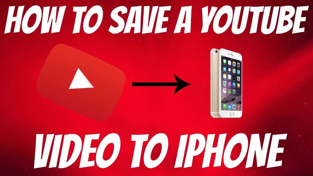 How To Save A Youtube Video To Your Phone Fast Easy Hd Youtube