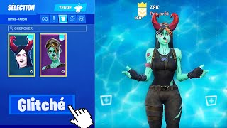 5 GLITCH de SKIN sur FORTNITE..