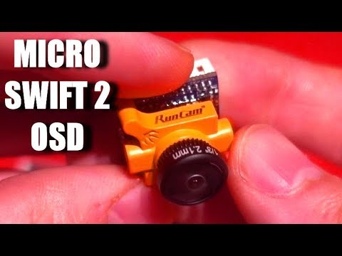 Runcam Micro Swift 2 OSD