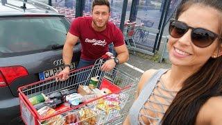 Fitness Einkauf | Welche Lebensmittel landen bei uns im Einkaufswagen?!