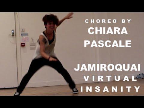 Jamiroquai – Virtual Insanity   TNT class, Edinburgh   Chiara Pascale choreography