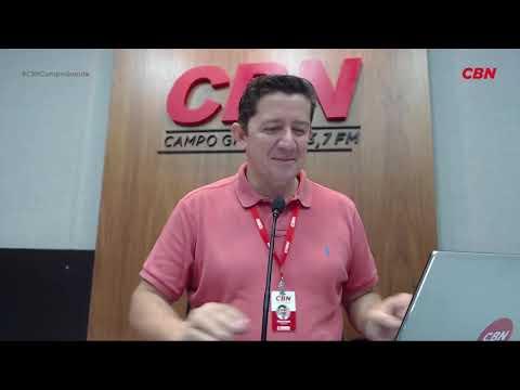 Entrevista CBN Campo Grande: Álvaro Vasques e Luciano Coppini