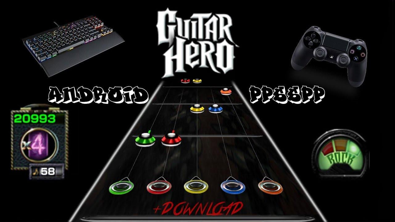 Download game guitar hero ii untuk pc