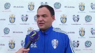 Дмитрий ГОЛУБЕВ об игре, сезоне и отдельных игроках зарянского клуба