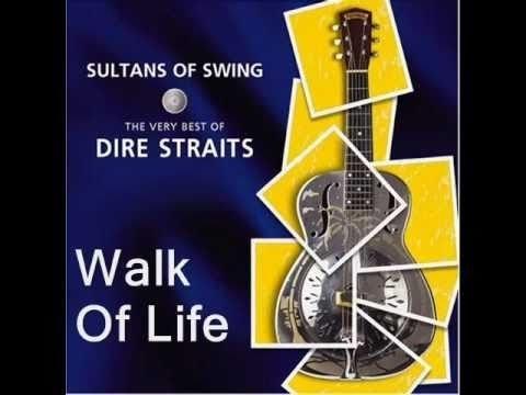 Walk of Life - Dire Straits (Lyrics) (1080p)