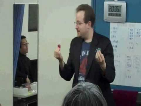 Lee Asher in Japan 2009 - Part 2