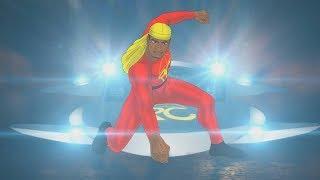 Cartoon Connect: Super Durag Man! (Episode 2)