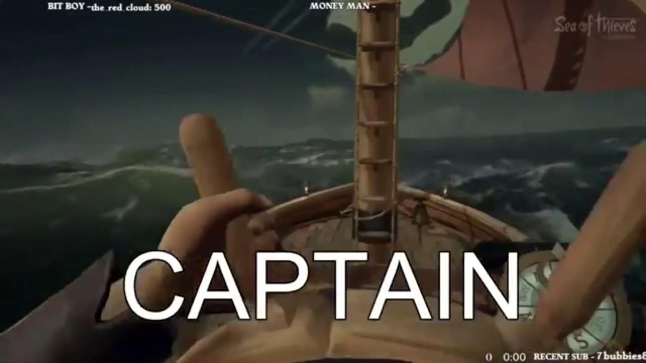 CAPTAIN LOOK!! - YouTube