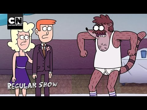 Where's My Son? | Regular Show | Cartoon Network