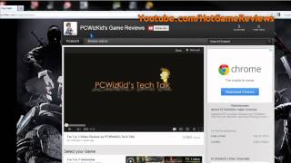 New PCWizKid Gaming Channel - Hot Game Reviews