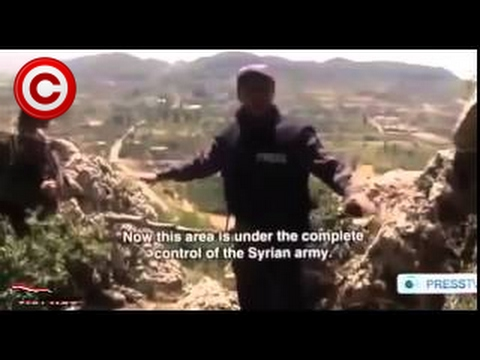SYRIA ARAB ARMY SPECIAL FORCES FIGHTING TERRORISTS IN LATTAKIA , ISIS SYRIA