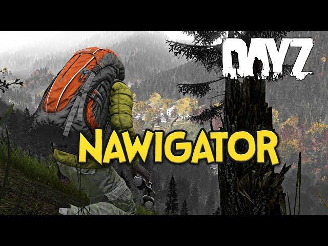 NAWIGATOR – DAYZ   GAMEPLAY PL