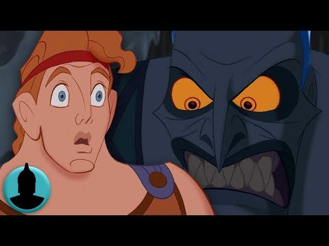Hercules Has 50+ KIDS?! - Disney