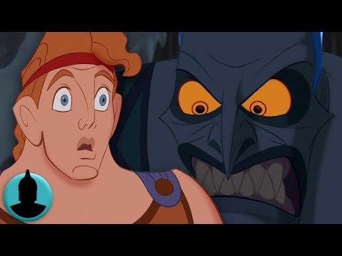 Hercules Has 50+ KIDS?! - Disney's Dark Secrets About Hercules (Tooned Up S3 E42)
