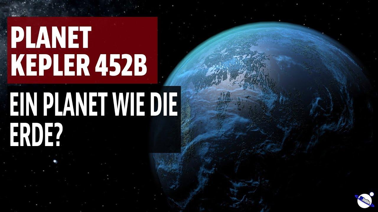 Planet Kepler 452b - Ein Planet wie die Erde?